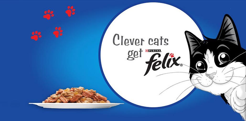 кошачий корм Felix