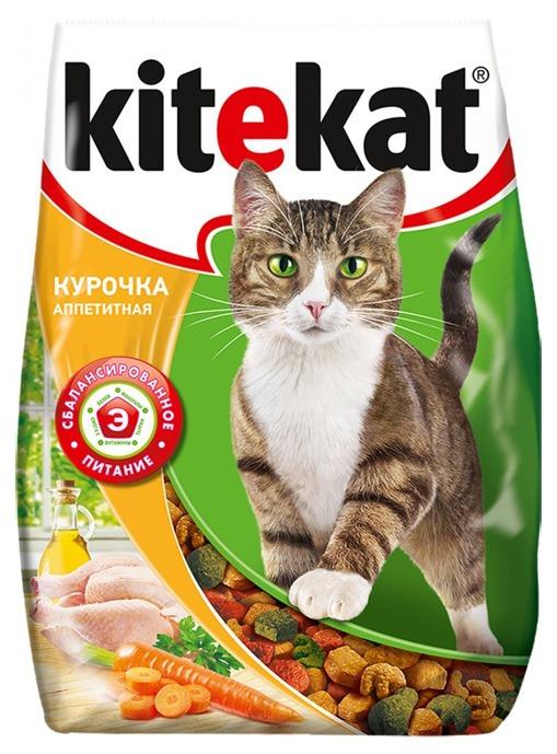 сухой корм Kitekat
